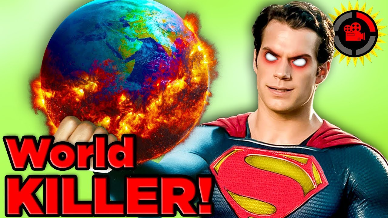 Film Theory: Superman FAILED US! Why Justice League is Earth\'s Greatest Threat