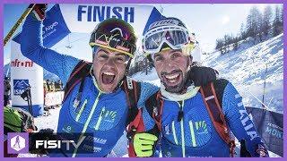 Antonioli/Boscacci/De Silvestro trio da podio a Puy
