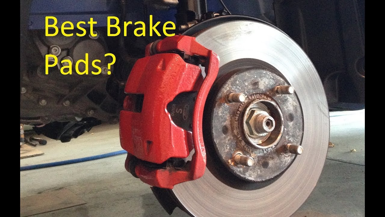 Best Brake Pads >> What Is The Best Brake Pad For The Fiesta St