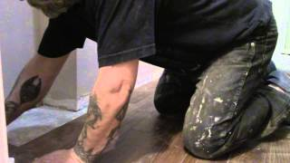 How How Does It Basement Pt 4 Floor&cabinets