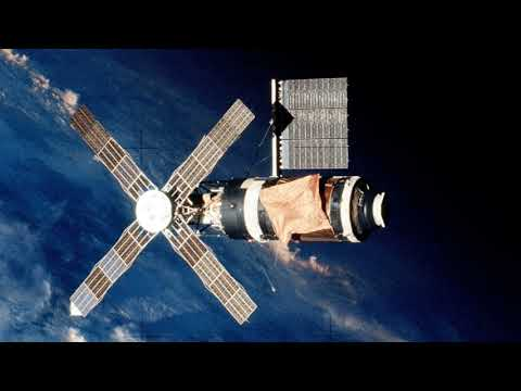 Skylab 2 Audio, NASA archive recordings orbital space station