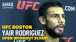 Yair Rodriguez Gives His Side of Hotel Run-In With Jeremy Stephens After Last Fight - MMA Fighting