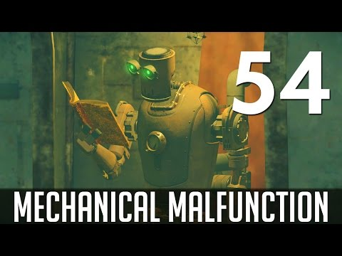 [54] Mechanical Malfunction (Let's Play NieR: Automata PC w/ GaLm)