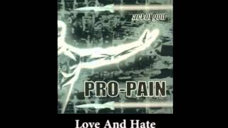 Pro-Pain ~ Act Of God (FULL ALBUM) 1999