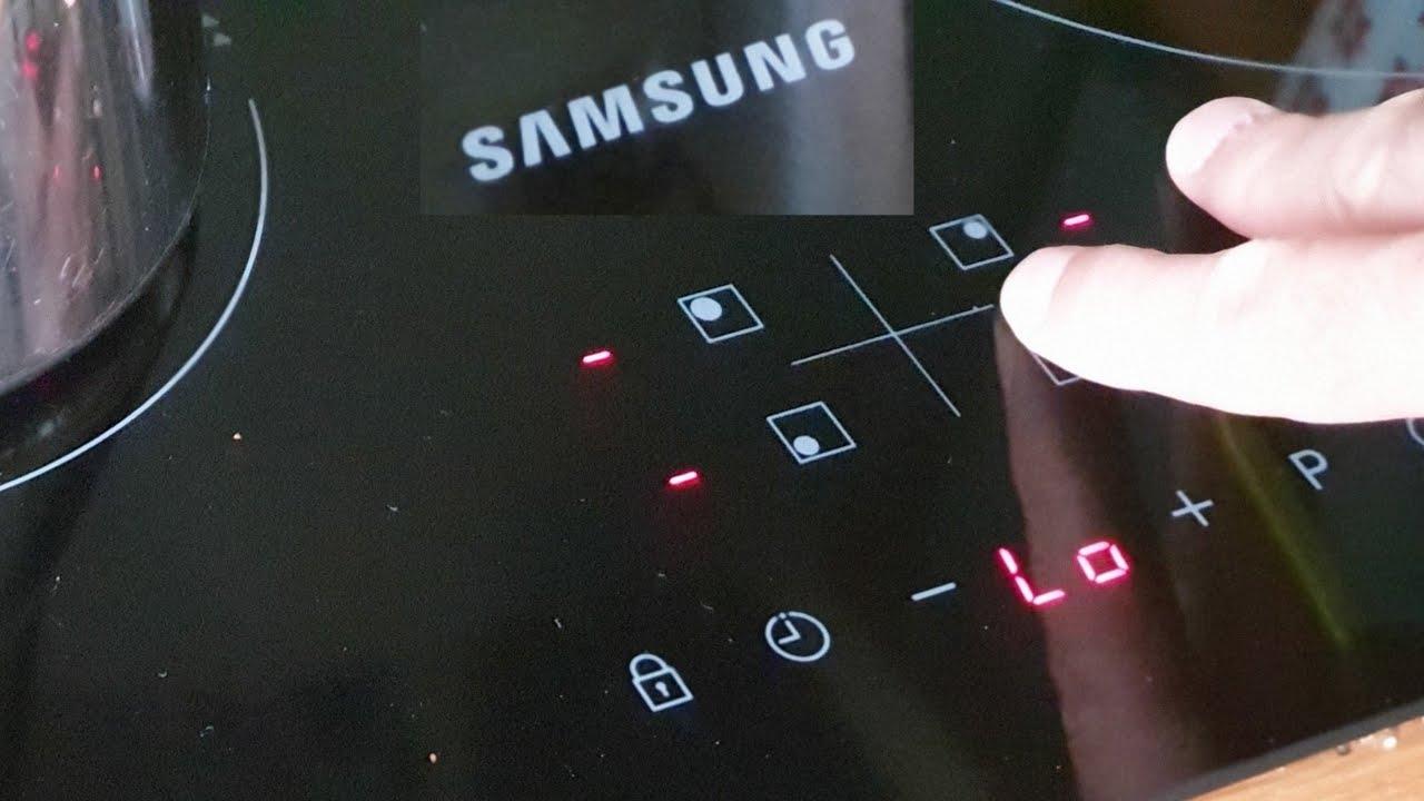 Comment Utiliser Une Plaque A Induction Samsung Sedepanner Youtube