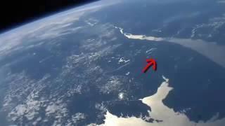 NASA filma UFO em alta velocidade