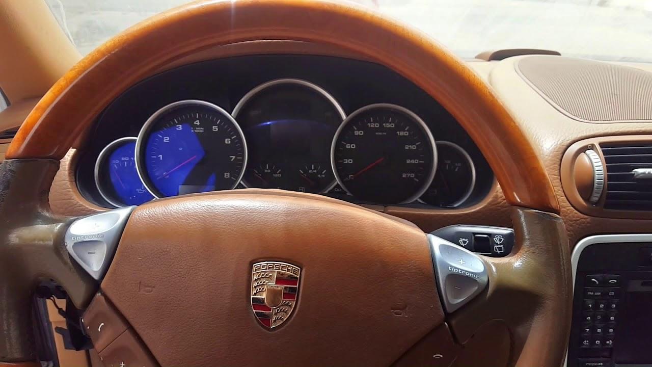 porsche cayenne steering faulty