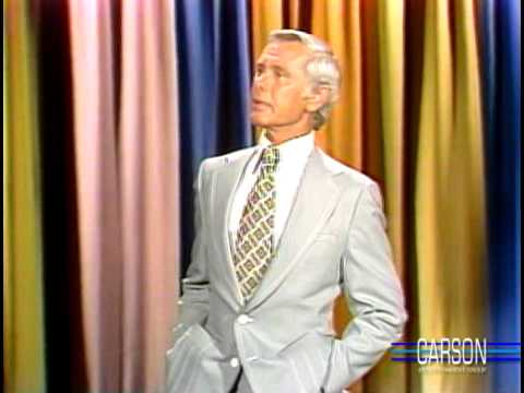 Image result for johnny carson monologue carnac