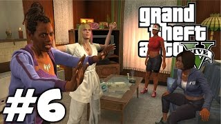Grand Theft Auto V (HD 1080p) - Стретч на свободе / Папарацци - Секс-видео - прохождение #6