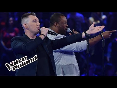 "Karol Lechowski vs Brian Fentress - ""Still Got The Blues"" - Bitwy - The Voice of Poland 8"