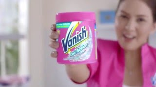 Vanish Oxi Action Bubuk