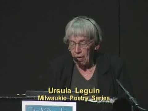 Poetry Series - S6: Ursula Le Guin 11/14/2012