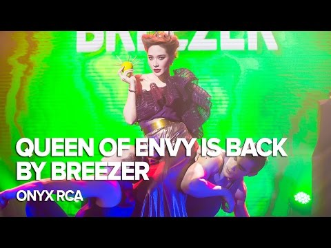 BREEZER pres. Queen of Envy is BACK Party at ONYX RCA