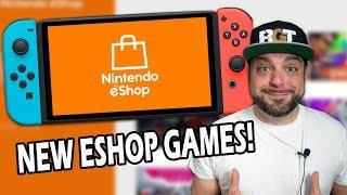 NEW Nintendo Switch eShop Games WORTH Buying!