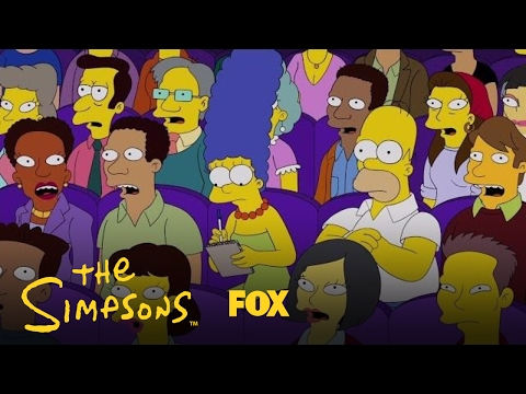 Homer And Marge Attend A Seminar | Season 28 Ep. 17 | THE SIMPSONS