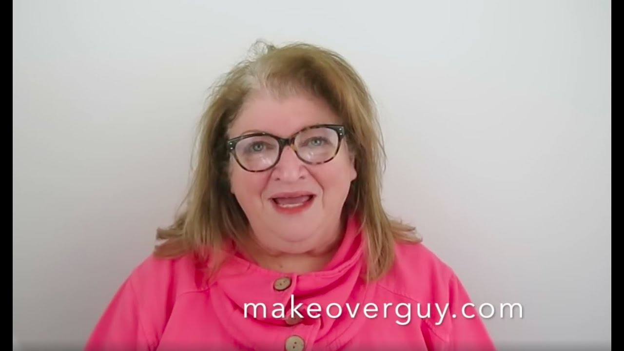 She Was Given A New Life:  MAKEOVERGUY® Makeover