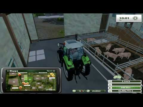 FARMING SIMULATOR NEW TEST MAP OGF BAYERN MAP V2 by fmarco95