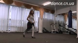 ! Видео урок фламенко 1 т Оля(Школа танца