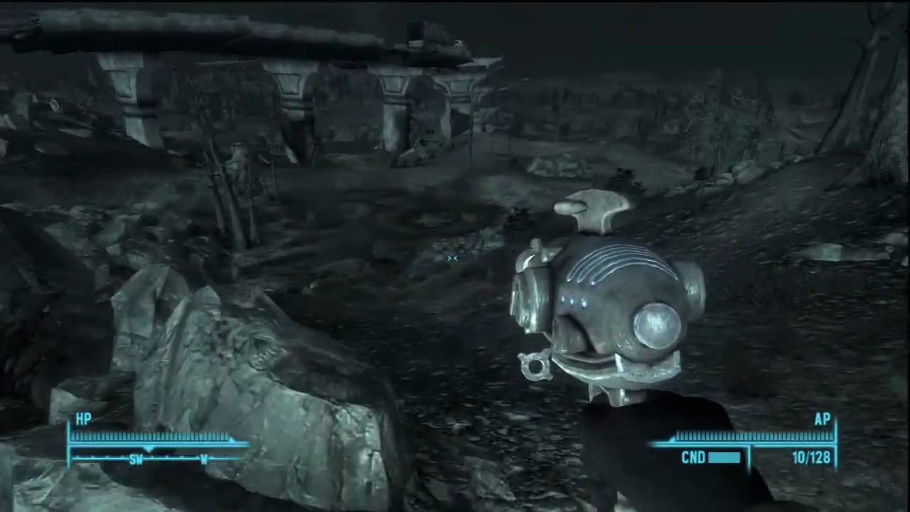 Fallout 3 (PS3) - First