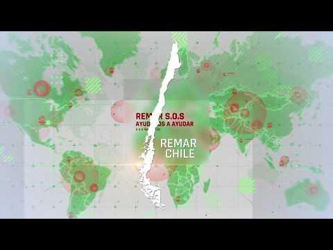 Trabajo realizado por REMAR EN LA PANDEMIA COVID19 // REMAR CHILE