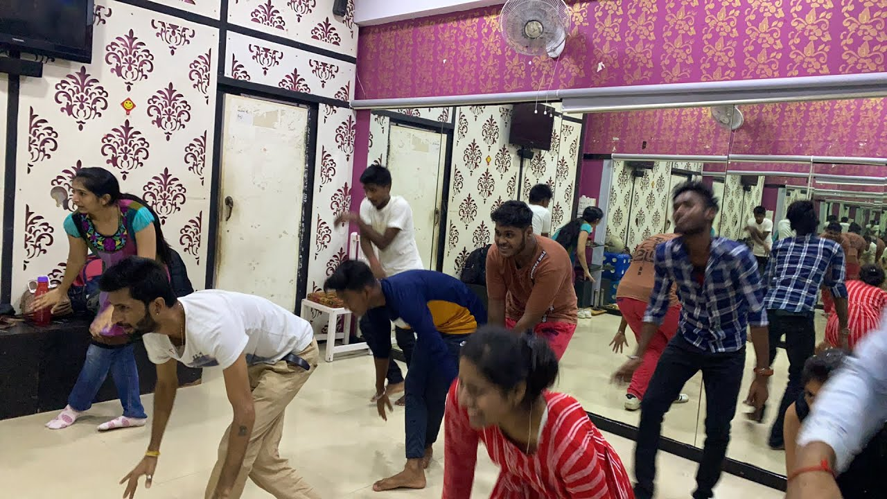 Dance class for Acting Class Students at Lets Act