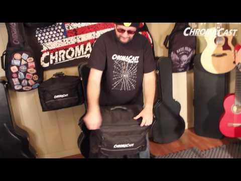 ChromaCast Large Musicians Gear Bag Demo