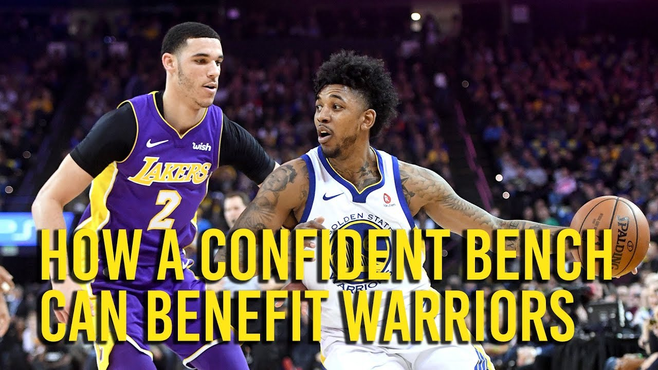 How a confident bench can help Warriors in the future