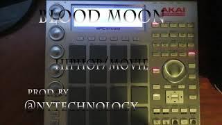 Blood Moon HipHop Movie Soundtrack type Instrumental Prod.by Nytechnology