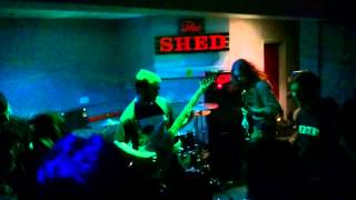 WORLD WEARY LIVE @ THE SHED LEICESTER 09/03/15