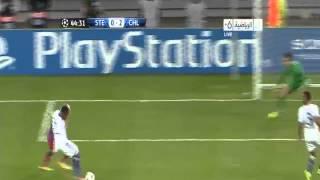 Steaua Bucharest vs Chelesea 0-4 2013 Goals & Highlights 1-10-2013) HD