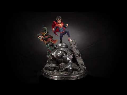 MMDC-38 Superboy & Robin (DC Comics) 360