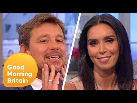Christine Lampard Thinks Ben Shepherd