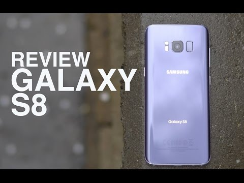 Galaxy S8 Review!