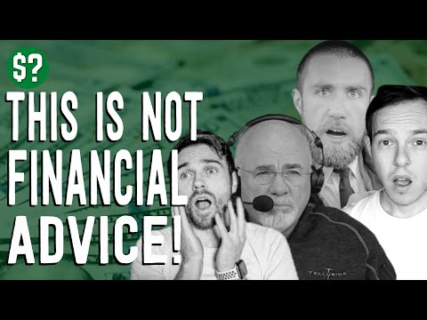 """The Growing Problem With Personal Finance YouTuber """"Influencers"""""""