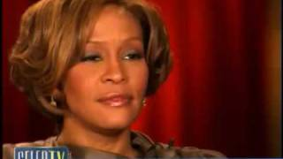 Whitney Houston Talks Michael Jackson