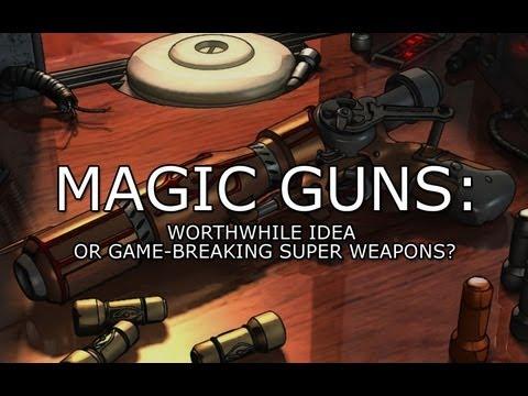 Magic Guns In D&D/Pathfinder