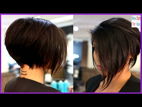 Bob Hair Cutting Tutorial for Women