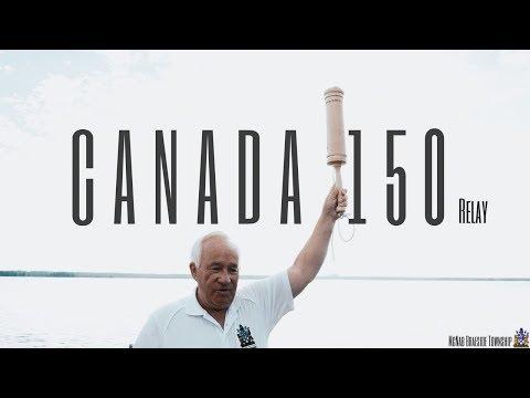 Canada 150 Relay | 4K
