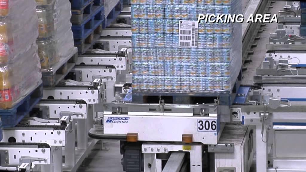 coke warehouse