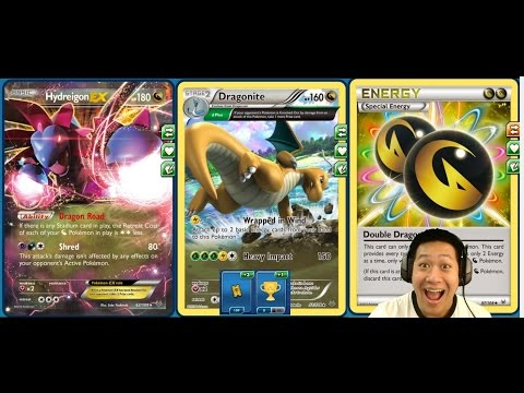 Cheating Extra Prize Cards with Heavy Impact Dragonite / Hydreigon Ex Dragon Deck