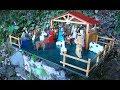 Wood Toy Plans - Brazilian Christmas Nativity Set