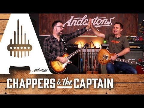 Gibson USA 2018 Guitars - Les Paul Standard vs Les Paul Traditional