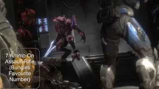 All Halo Reach Campaign Easter Eggs