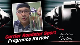 Cartier Roadster Sport - Fragrance Review