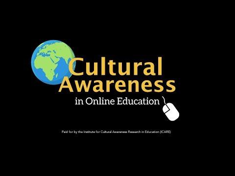 Cultural Awareness in Online Education