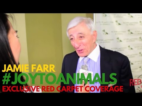 Jamie Farr interviewed at the Joy To The Animals Luncheon #Fundraiser #JoytoAnimals