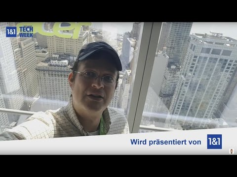 1&1 Techweek #14 - Live vom Acer Event in New York & vieles