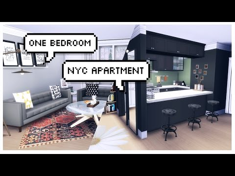 The Sims 48 Apartment Build One Bedroom NYC Apartment Download Extraordinary 4 Bedroom Apartment Nyc