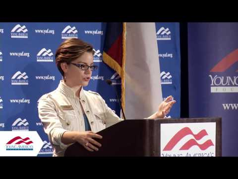 "Veronica Arnold Smither, ""Why Pro-Life is Pro-Woman"""