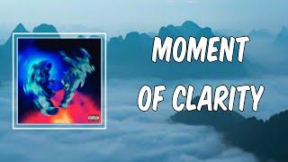 Lyric: Future & Lil Uzi Vert - Moment of Clarity